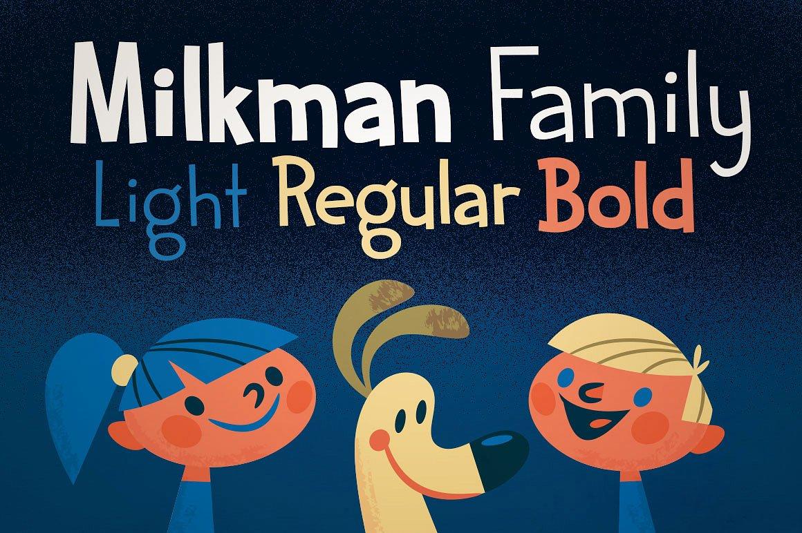 milkmanfamily